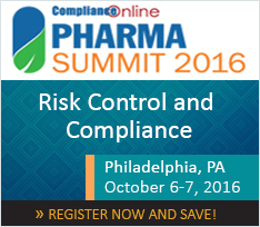 ComplianceOnline Pharma Summit 2016