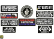 Wholesale 2nd Amendment Patches