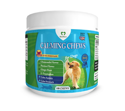 PawPaws Dog Calming Chews