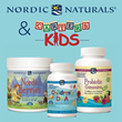 Nordic Naturals' 'Buy a Bottle. Help Us Build a Playground!' Campaign Brings the Power of Play to Communities in Need