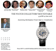 Aaron Faber Gallery's 4th Annual Watch Collectors' Roundtable