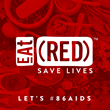 Fatboy® USA and Weber Grills Activation for EAT (RED) SAVE LIVES 2016