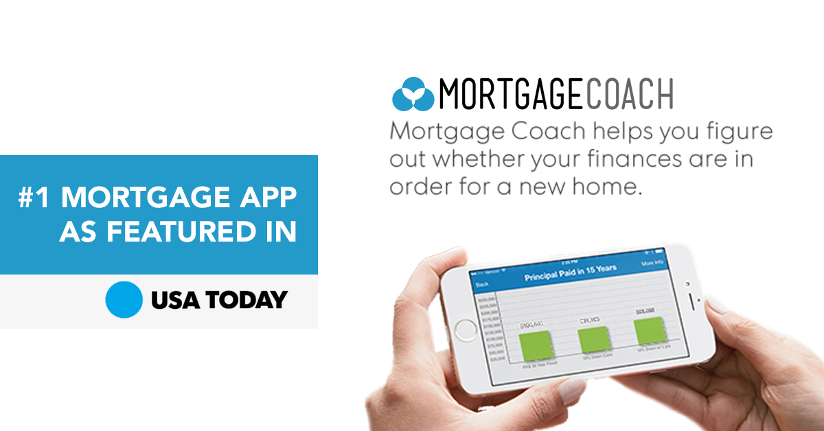 new authentic shades of finest selection USA TODAY awards Mortgage Coach app top honor for focus on ...