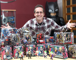 Jada Toys' new Vice President of Marketing, Scott Neitlich