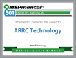 ARRC Technology Ranked Among Top 501 Managed Service Providers by Penton Technology's MSPmentor