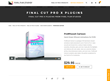 Pixel Film Studios Development Team Announced The Release of ProWhoosh for Final Cut Pro X