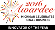 ContentOro Wins Small Business Innovator of the Year 2016 Award