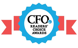 CFO Readers' Choice Awards