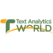 Text Analytics World Conference Announces Compelling Speaker Lineup for 2016
