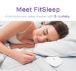 FitSleep, a Tech Lullaby Smart Sleep Monitoring System, Surpasses Crowdfunding Goal on Indiegogo