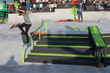 Monster Energy's Curren Caples Competing in Men's Skateboard Street at X Gmaes Austin 2016