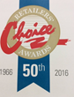 Best Retailers' Choice Award