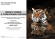 John Isaac's Save the Tigers Efforts Featured in United Nations Documentary