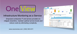 Scalable monitoring solution streamlines IT management and provides 360-degree visibility into systems and infrastructure performance