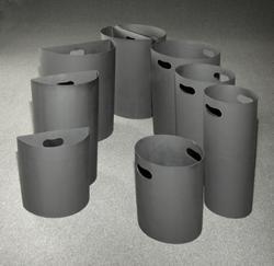 Glaro Inc. Inner Plastic Liner for Receptacles