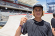 Monster Energy's Curren Caples Takes Silver in Toyota Men's Skateboard Park  at X Games Austin 2016