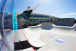 Monster Energy's Ben Hatchell Competing in Skateboard Park at X Games Austin 2016