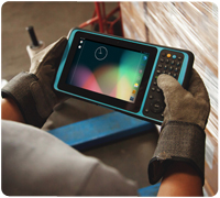 Unitech TB120 Rugged Android Tablet
