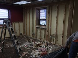 water damage restoration - Dayton OH