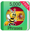 Recently Unveiled Learn Spanish 5,000 Phrases to Go Through Rapid Development and Upgrade