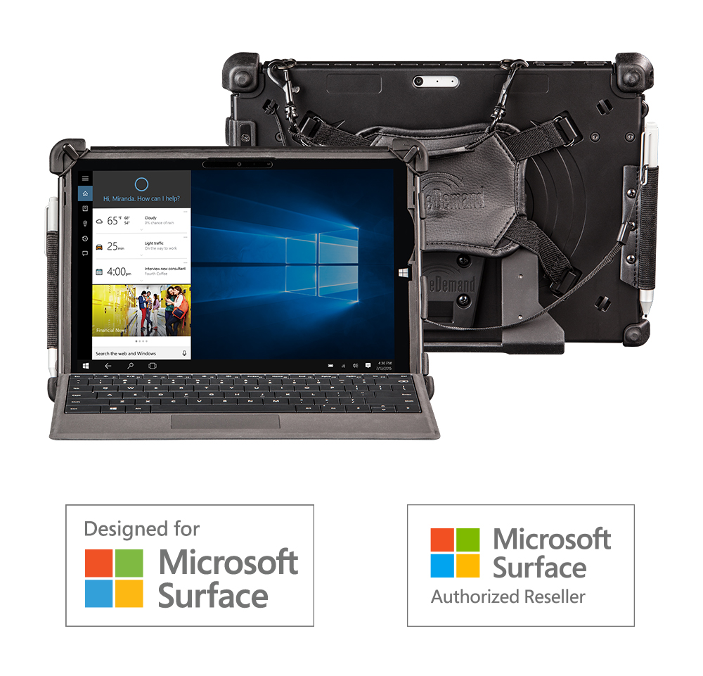 Mobiledemand Begins To Offer Microsoft Surface Tablets In