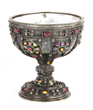 Elizabeth Copeland Arts and Crafts Silver Chalice to Feature at Kaminskis' June 18th Auction