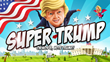 iPhone Game App Portrays Character based on Donald Trump as a Super Hero