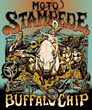 Moto Stampede Boosts Adrenaline in Buffalo Chip® Amphitheater