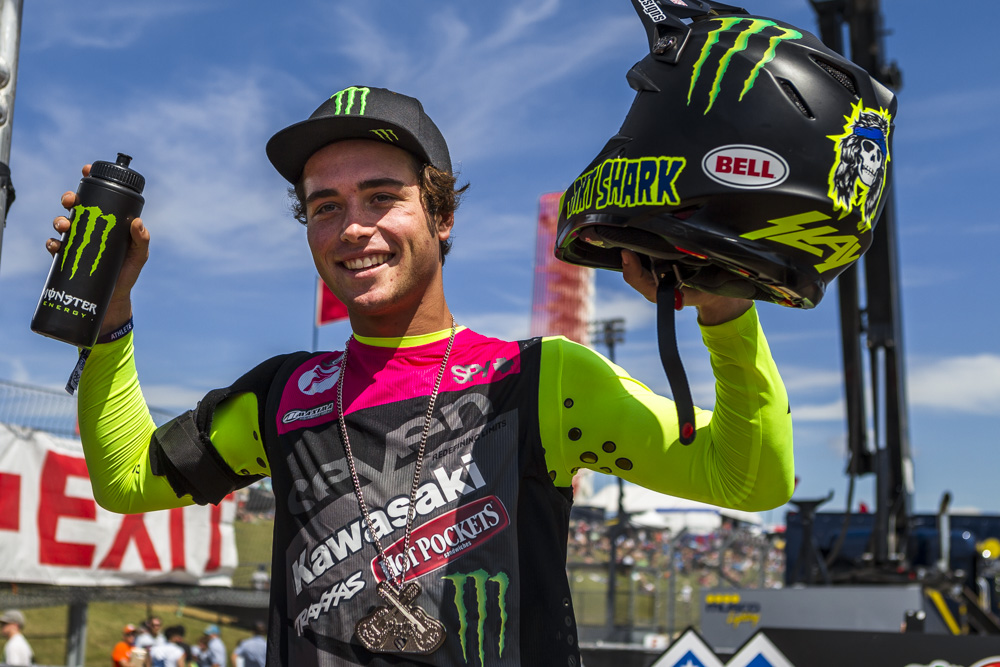 Monster Energy Congratulates Its Athletes On Epic
