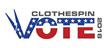 Clothespin Vote Logo