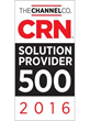 Computer Design & Integration LLC (CDI LLC) Named to CRN's 2016 Solution Provider 500 List