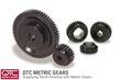 QTC Metric Gears Announces Availability of Quick-Turn Modified Stock Gears
