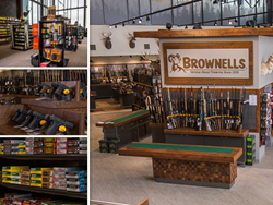 Brownells Retail Gun Store in Grinnell, Iowa