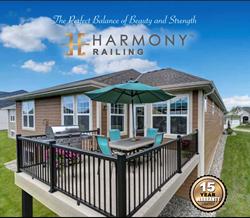 Harmony Railing™ Deck Railings