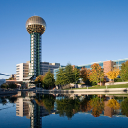 Sunsphere, Knoxville, TN