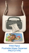 "Sterling Global Products' ""PAW Patrol Flushable Wipes"" Receives Approval"