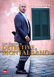 Italian actor Luca Zingaretti reprises his iconic role as Salvo Montalbano