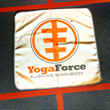 The YogaForce A-Line Face Towel