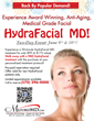Back by Popular Demand: MilfordMD Hosts 2-day HydraFacial Special Event June 9 and 10, Open to the Public