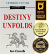 Second Novel in Author Ian Crouch's Historical Series Honored by 3 New Major Awards
