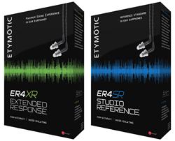 Etymotic's NEW ER4® Earphones