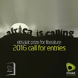2016 Etisalat Prize for Literature: Call for Entries