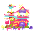Squinkies Do Drops - Squinkies Playsets and Mystery Villas