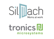 SilMach Selects Tronics for the Industrialisation of Its Silicon Components for Hybrid MEMS Solutions