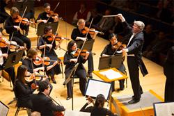 Kansas City Symphony led by Music Director Michael Stern