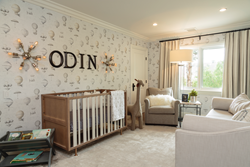 Rockabye Mommy Designs Nursery Room For Backstreet Boy Nick Carter And Wife Lauren Kitt