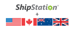 ShipStation - US, CA, UK, and AU