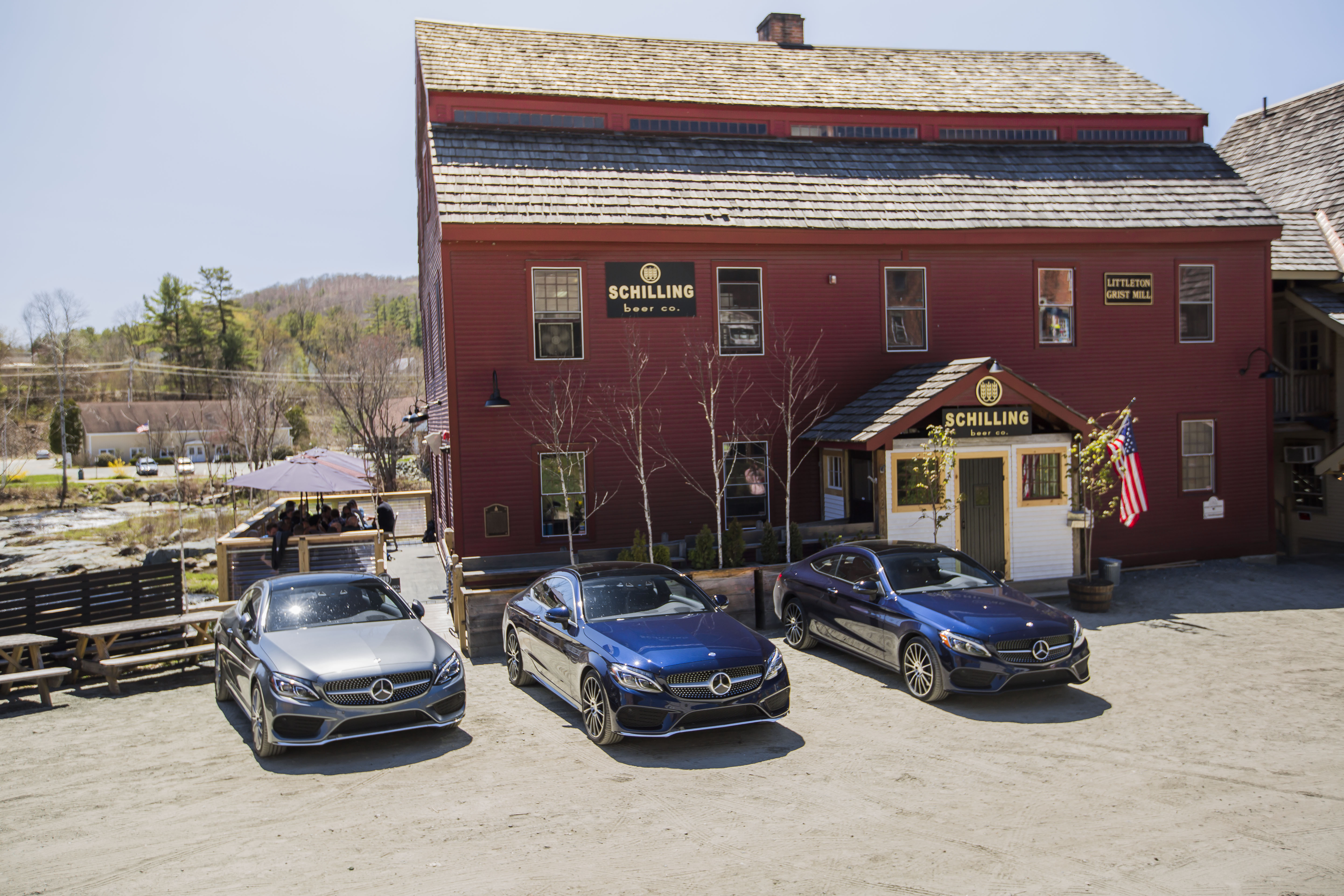 Mercedes benz chooses littleton new hampshire and for Mercedes benz downtown portland