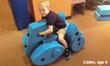 """The Batcycle"" Caden Yocom's Grand-prize-winning Build-A-Thon Build"