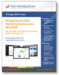 B2B Marketing Leader Publishes New White Paper on Navigating the Marketing Automation Minefield